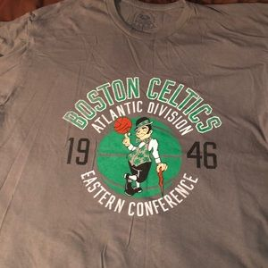 Boston Celtics NBA Men's T-Shirt